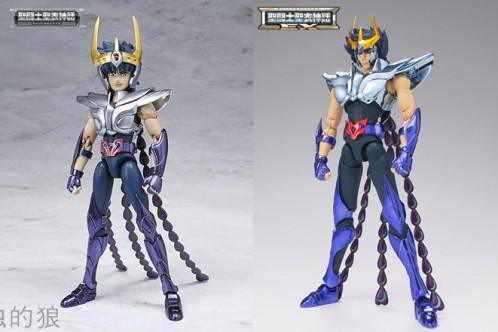 phoeni10 La saga des Myth Cloth - la légendaire gamme de figurines Saint Seiya de Bandai