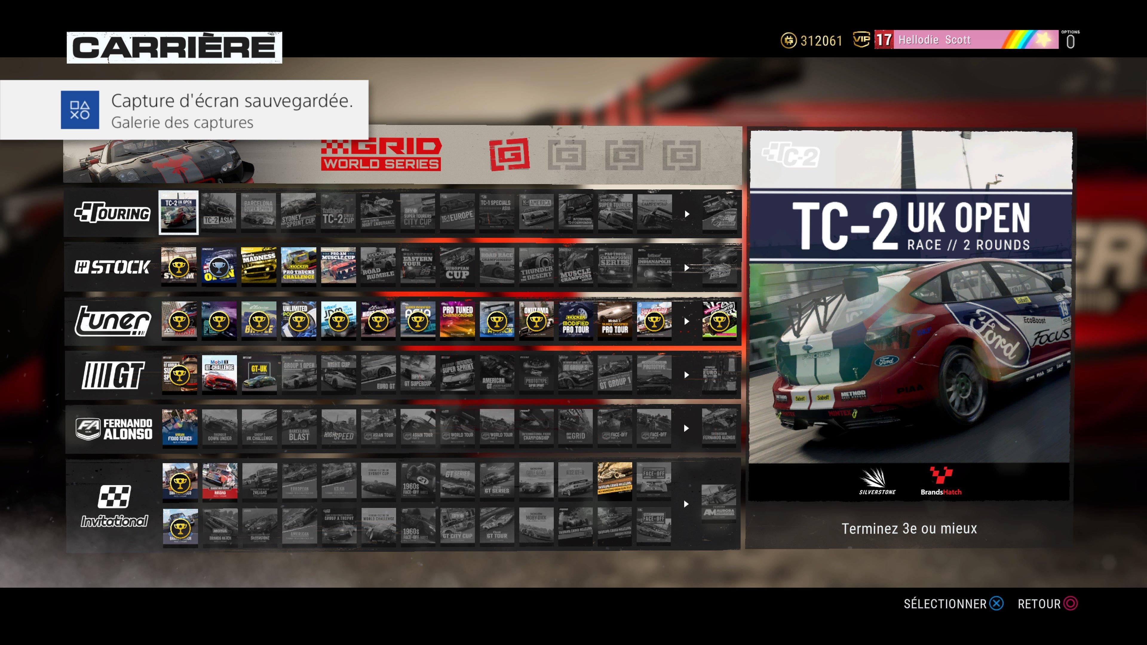 Test-Grid-PS4-EIjd3Q4W4AcJdjV Mon Avis sur Grid - Mauvais départ
