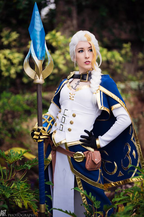 jaina-proudmoore-cosplay-01 Cosplay - Jaina Proudmoore de World of Warcraft #189