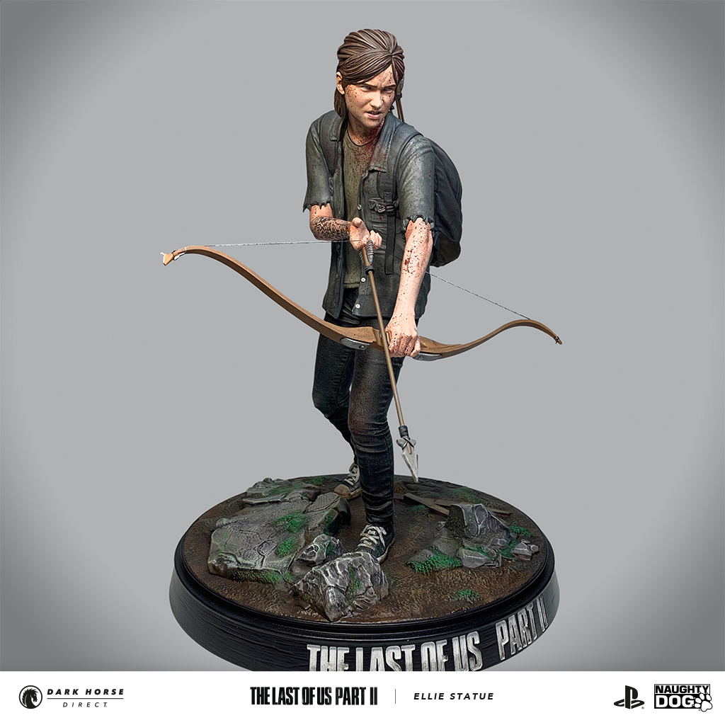 Figurine-Ellie-Last-of-Us-Dark-Horse-0008 Une figurine d'Ellie chez Dark Horse