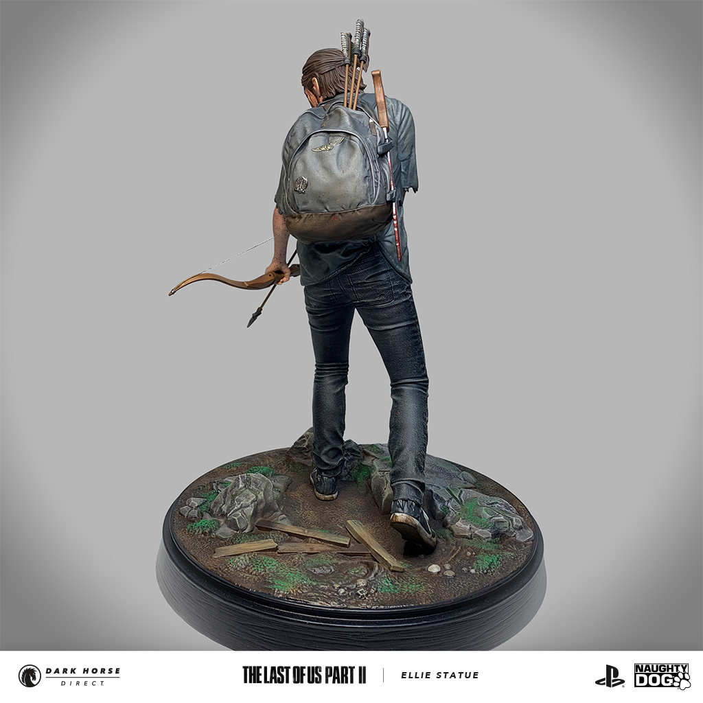 Figurine-Ellie-Last-of-Us-Dark-Horse-0010 Une figurine d'Ellie chez Dark Horse
