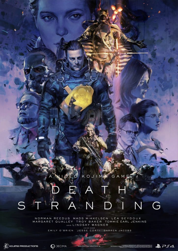 artwork-death-stranding-725x1024 Death Stranding - Une longue vidéo pour en savoir plus