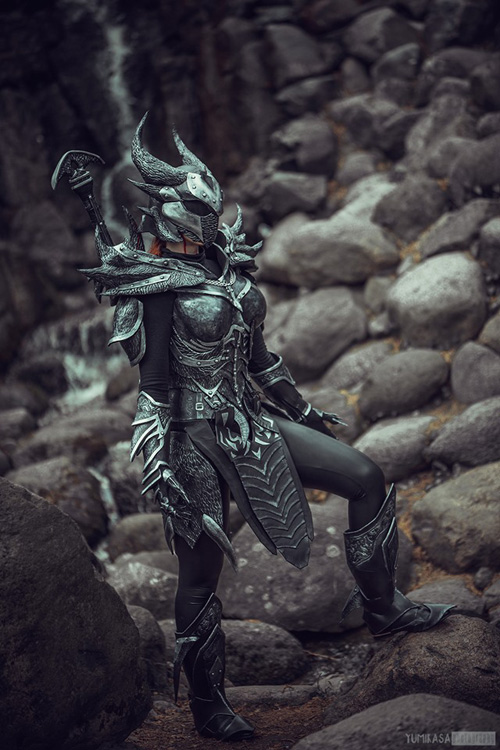 daedric-armor-cosplay-02 Cosplay - Skyrim -  Daedric #191