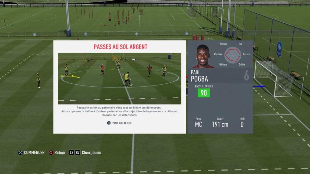FIFA-20-Jeux-techniques-dans-les-menus-1024x576 Mon avis sur FIFA 20 - On prend les mêmes... ?