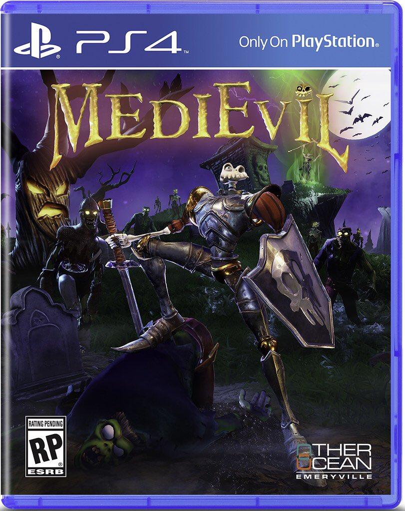 MediEvil-jaquette-ps4 Mon avis sur Medievil - Qu'apporte la version remasterisée 2019 ?
