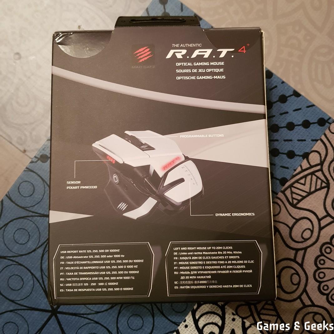 R.A.T-4-Souris-MadCatz20190921_065923 Présentation de la souris gaming R.A.T 4+ de Madcatz
