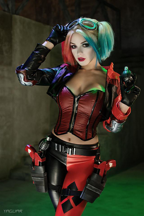 harley-quinn-cosplay-01 Cosplay - Harley Quinn - Injustice 2 #193