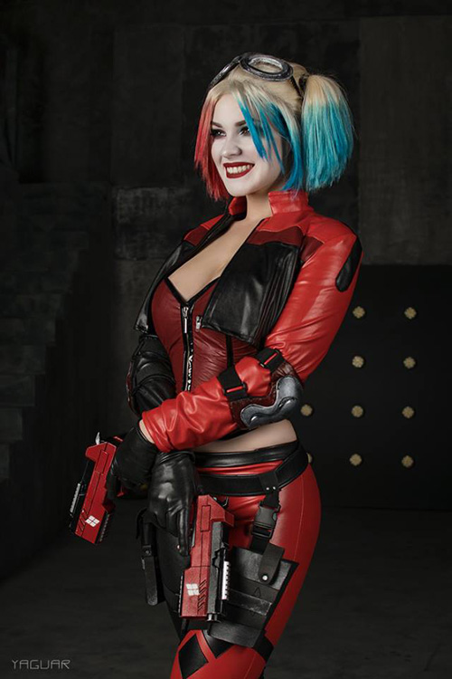 harley-quinn-cosplay-02 Cosplay - Harley Quinn - Injustice 2 #193