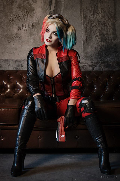 harley-quinn-cosplay-03 Cosplay - Harley Quinn - Injustice 2 #193