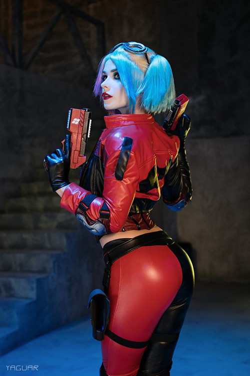 harley-quinn-cosplay-04 Cosplay - Harley Quinn - Injustice 2 #193