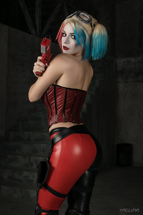 harley-quinn-cosplay-05 Cosplay - Harley Quinn - Injustice 2 #193