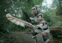 Cosplay - Monster Hunter - Kirin - Narga