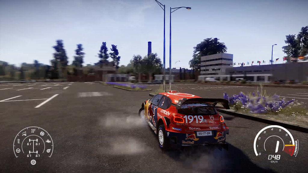 training-1024x576 Mon avis sur WRC 8 – Le challenger est là !