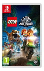 LEGO-Jurassic-World- Lego Jeu Video - 6 idées pour Noël