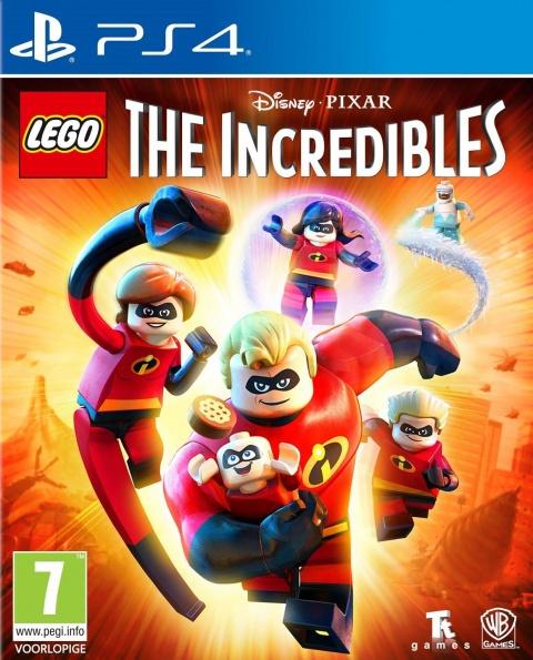 LEGO-Les-Indestructibles Lego Jeu Video - 6 idées pour Noël