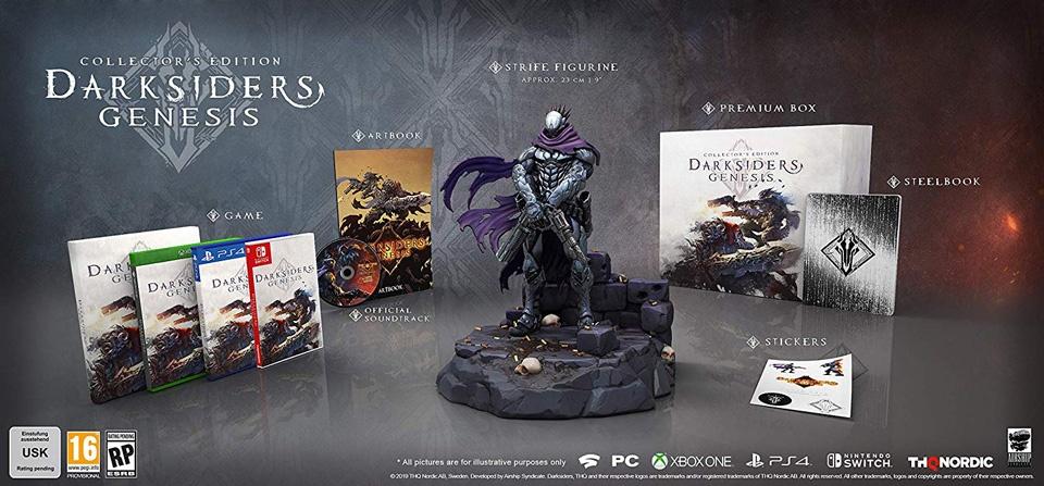 dition-collector-Darksiders-Genesis Les sorties du mois de Février 2020