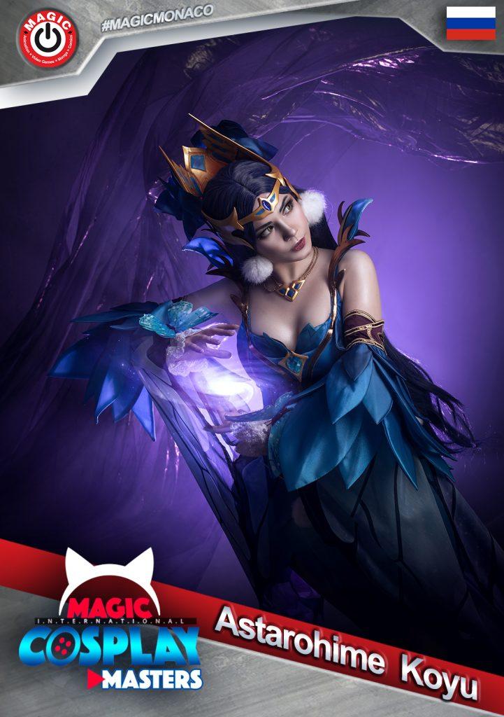 Astarohime-721x1024-1 RDV le 7 mars : La 6ème édition du Magic Cosplay Masters 2020