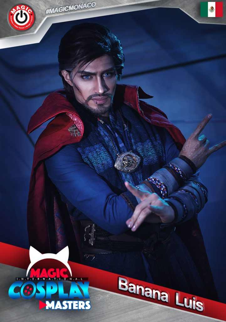 Banana-Luis-721x1024-1 RDV le 7 mars : La 6ème édition du Magic Cosplay Masters 2020