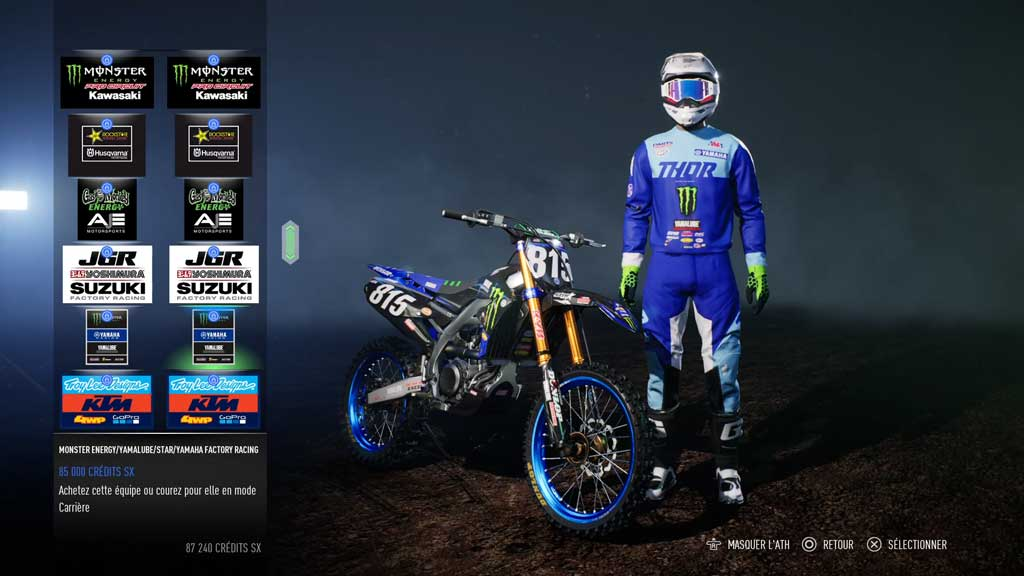Deco_moto Mon avis sur Monster Energy Supercross 3 - Attention à la chute !