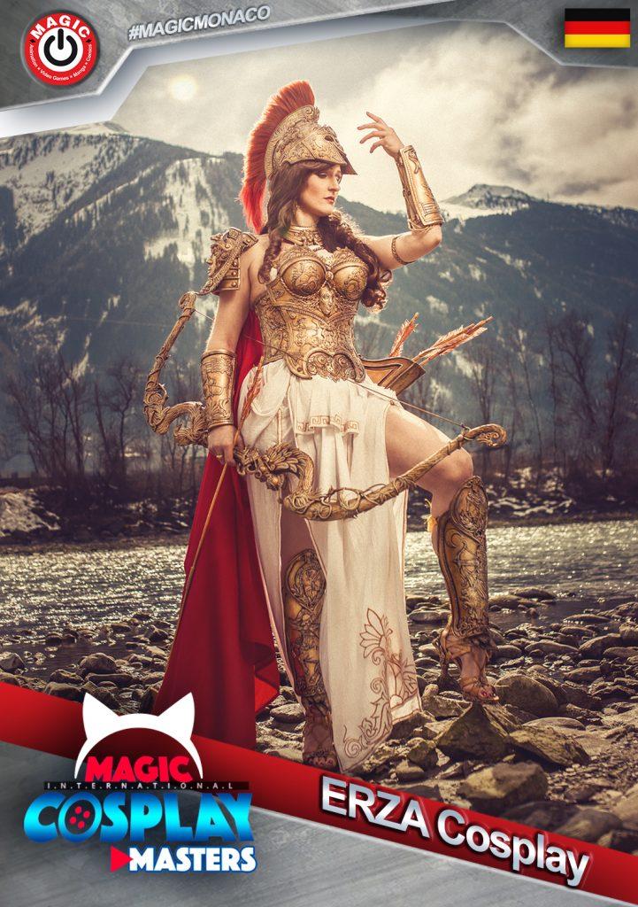 ERZA-Cosplay-721x1024-1 RDV le 7 mars : La 6ème édition du Magic Cosplay Masters 2020