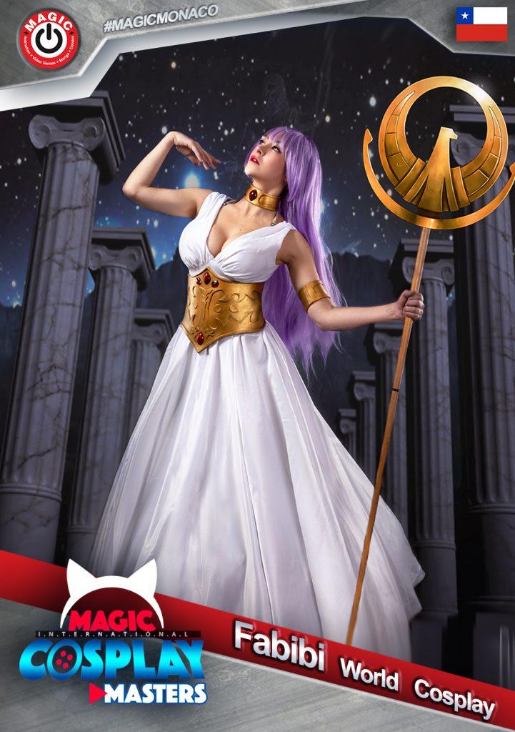 Fabibi-World-Cosplay-721x1024-1 RDV le 7 mars : La 6ème édition du Magic Cosplay Masters 2020