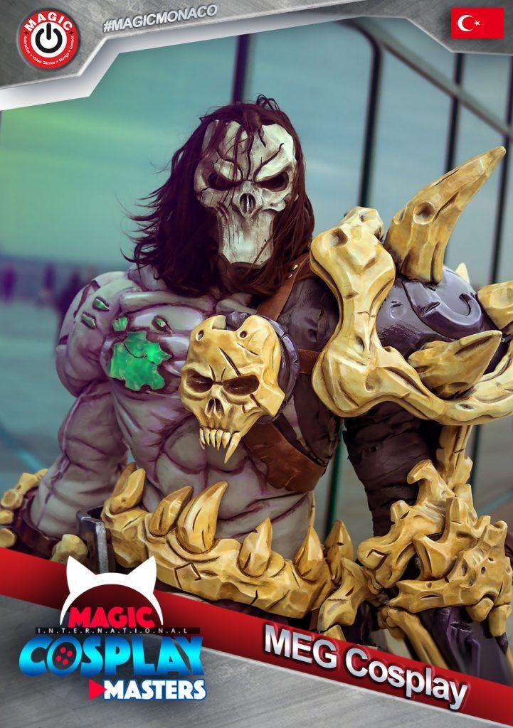 MEG-Cosplay-721x1024-1 RDV le 7 mars : La 6ème édition du Magic Cosplay Masters 2020