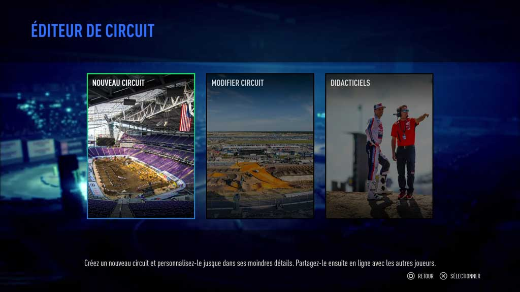 editeur_circuit2 Mon avis sur Monster Energy Supercross 3 - Attention à la chute !