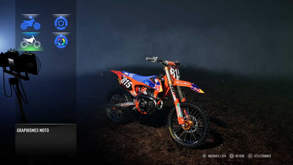 personalisation_moto Mon avis sur Monster Energy Supercross 3 - Attention à la chute !