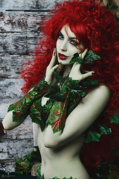 poison-ivy-cosplay-03 Cosplay - DC Comics - Poison Ivy #199