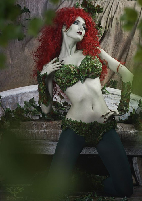 poison-ivy-cosplay-04 Cosplay - DC Comics - Poison Ivy #199