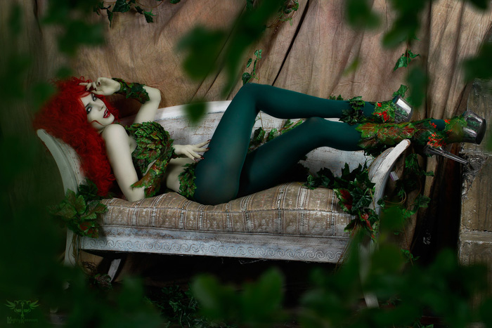 poison-ivy-cosplay-05 Cosplay - DC Comics - Poison Ivy #199