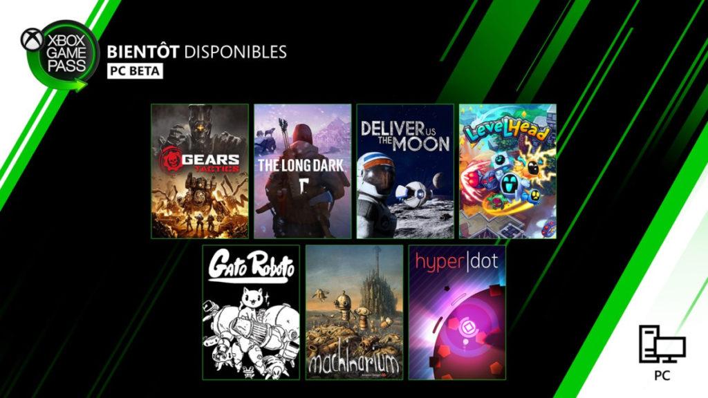 XGP-PC-2-1024x576 Xbox Game Pass - De nouveaux jeux en Avril 2020