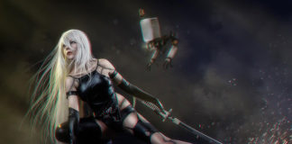 Nier Automata Cosplay - a2