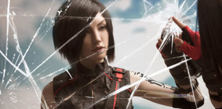 Cosplay Mirror Edge
