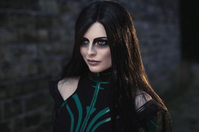 hela-headress-cosplay-07 Cosplay - Hela - Thor #203