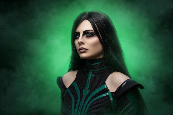 hela-headress-cosplay-08 Cosplay - Hela - Thor #203