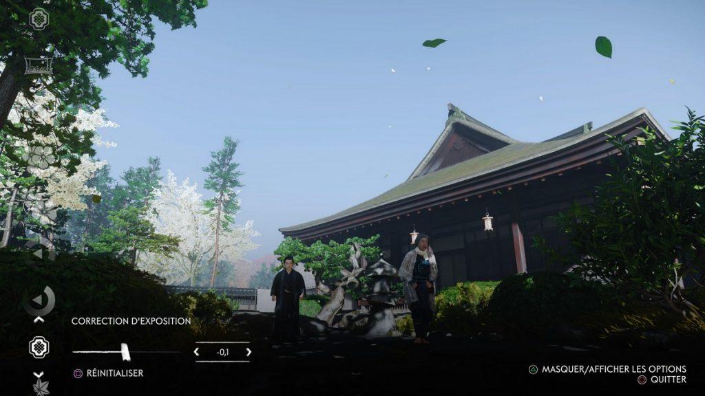 GhostOfTsushima015-1024x576 Ghost of Tsushima - Escapade samouraï façon Kurosawa