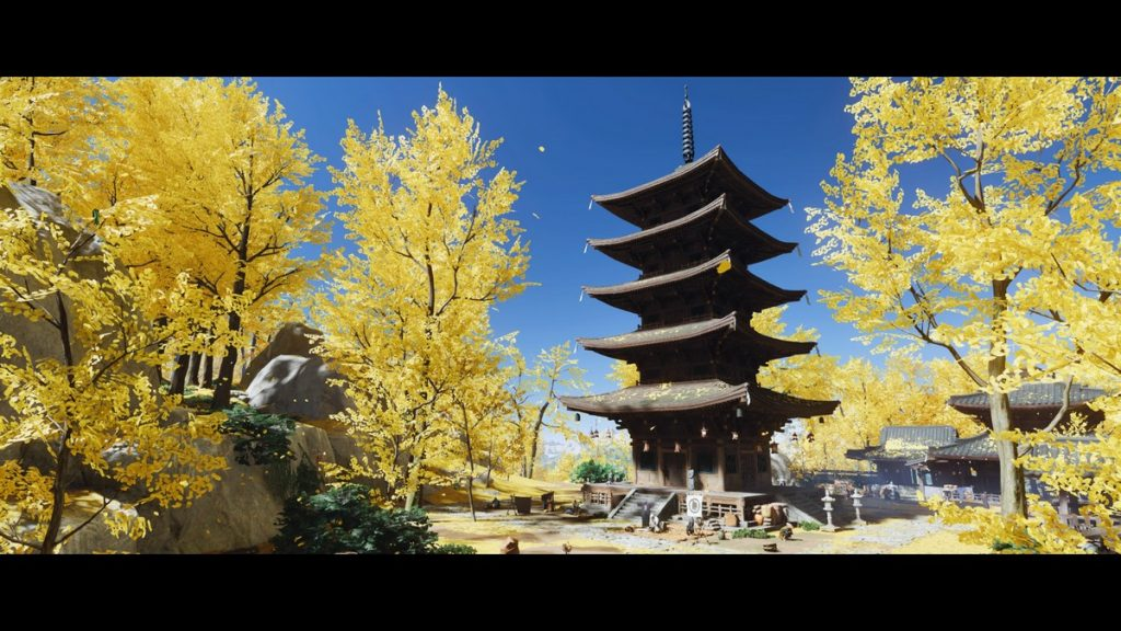 GhostOfTsushima033-1024x576 Ghost of Tsushima - Escapade samouraï façon Kurosawa