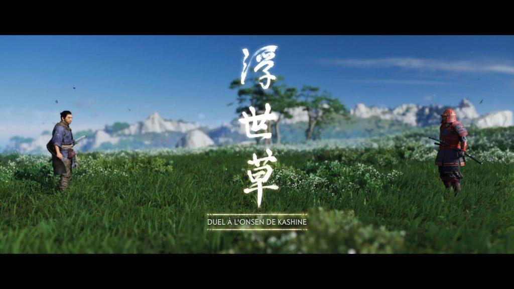 GhostOfTsushima037-1024x576 Ghost of Tsushima - Escapade samouraï façon Kurosawa