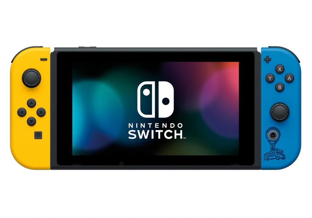 EhilgBSWoAE9-IF-1024x717 Nintendo annonce une Switch aux couleurs de Fortnite