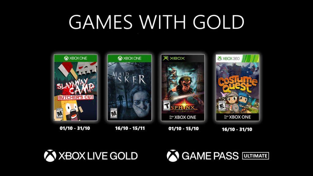 GWG-Oct-1024x576 Games With Gold – les jeux d'Octobre2020