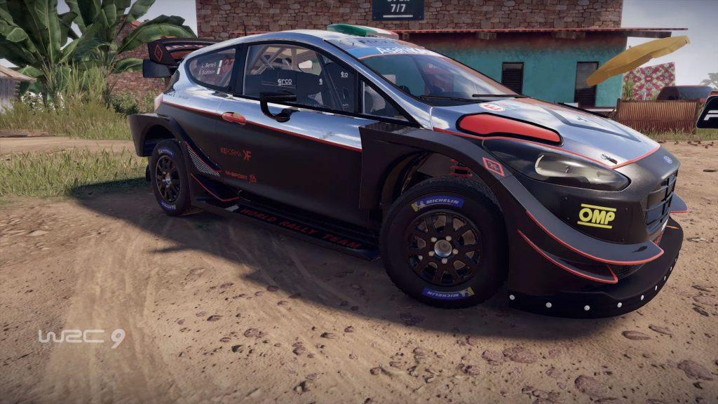WRC9_font3-1024x576 Mon avis sur WRC 9 - Long droit sur ciel