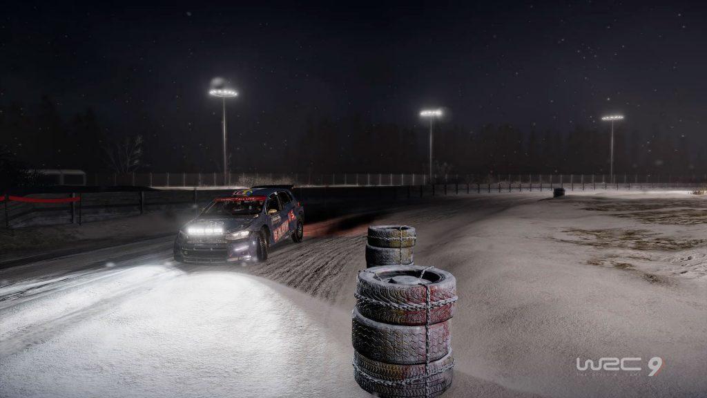 WRC9_font8-1024x576 Mon avis sur WRC 9 - Long droit sur ciel