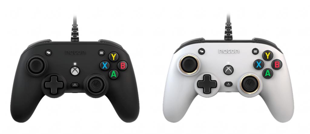 XBOX-COMPACT-CONTROLLER-dual-1024x444 Nacon dévoile 4 manettes de la gamme Designed for Xbox!