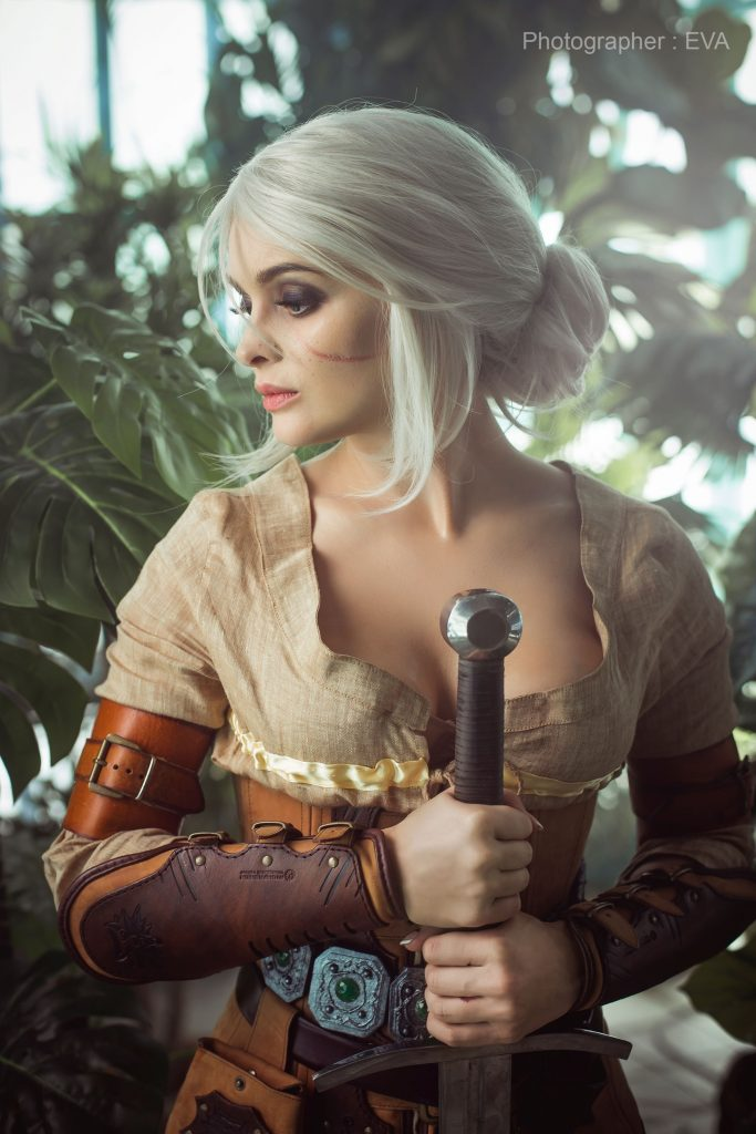 cirilla__the_witcher_3___10_by_katssby_de6pgod-683x1024 Cosplay - The Witcher - Ciri #209