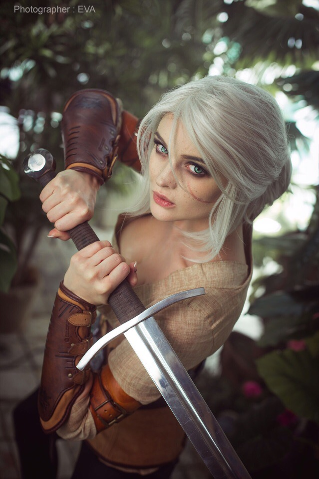 cirilla__the_witcher_3___11_by_katssby_de6r62y Cosplay - The Witcher - Ciri #209