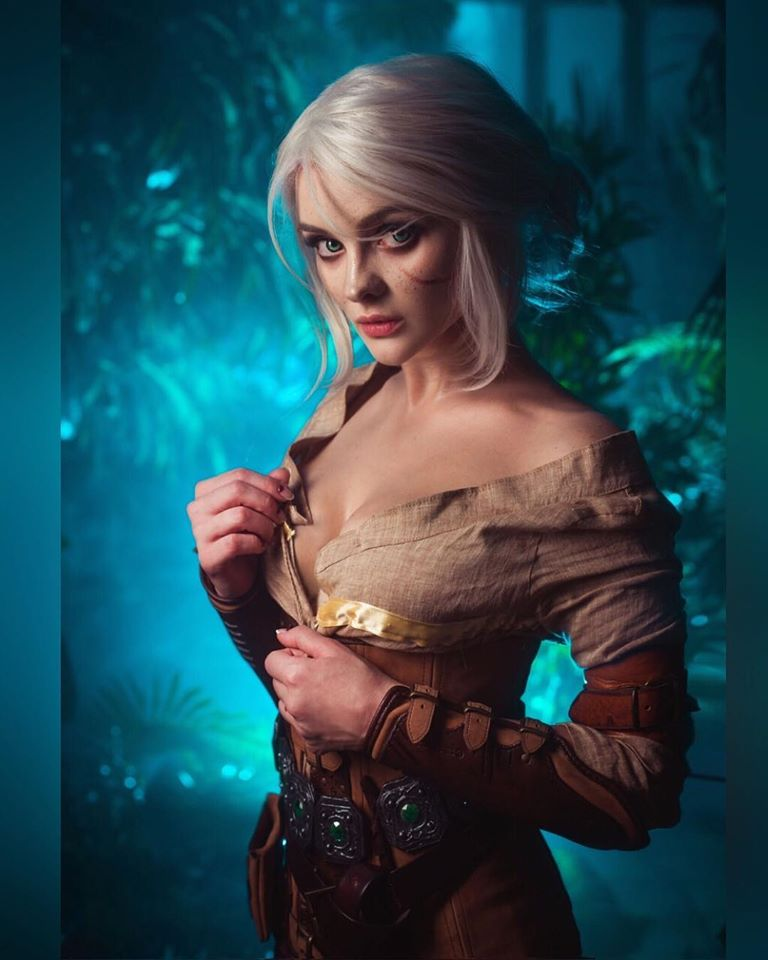 cirilla__the_witcher_3___15_by_katssby_de713dt Cosplay - The Witcher - Ciri #209