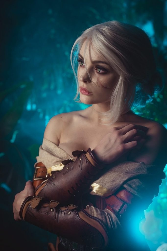 cirilla__the_witcher_3___16__final__by_katssby_de71o7g-682x1024 Cosplay - The Witcher - Ciri #209