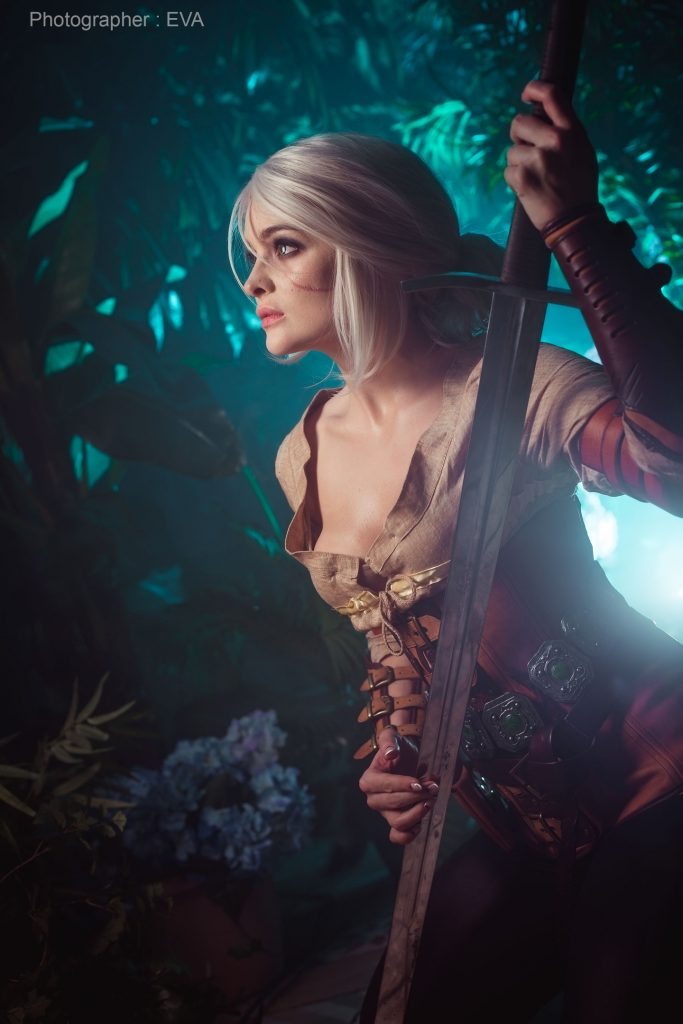 cirilla__the_witcher_3___6_by_katssby_de6ip5k-683x1024 Cosplay - The Witcher - Ciri #209