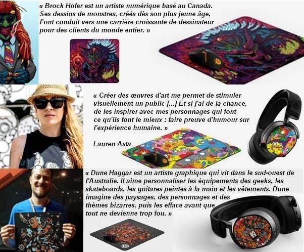 global_steelseries-10c0a SteelSeries présente la nouvelle collection Cyberpunk 2077